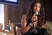 Vivica Fox at The HBO Talk Series with Vivica Fox during the The 2009 American Black Film Festival held at The Ritz-Carlton in Miami Beach on June 27, 2009 ..