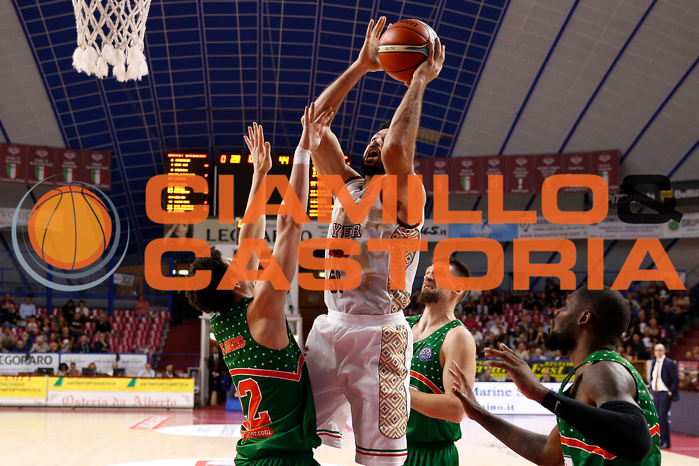 Watt Mitchell<br /> Umana Reyer Venezia vs Banvit<br /> FIBA Basketball Champions League 2017/2018<br /> Venezia,  10/10/2017<br /> Foto Ciamillo-Castoria/A. Gilardi