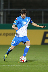 03.03.2015, Scholz Arena, Aalen, GER, DFB Pokal, VfR Aalen vs TSG 1899 Hoffenheim, Achtelfinale, im Bild Tobias Strobl ( TSG 1899 Hoffenheim ) Freisteller // during German DFB Pokal last sixteen match between VfR Aalen and TSG 1899 Hoffenheim at the Scholz Arena in Aalen, Germany on 2015/03/03. EXPA Pictures © 2015, PhotoCredit: EXPA/ Eibner-Pressefoto/ Langer<br /> <br /> *****ATTENTION - OUT of GER*****