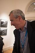 FRANCIS HODGSON, Opening of Photo London, 2018. Somerset House. London. 16 May 2018
