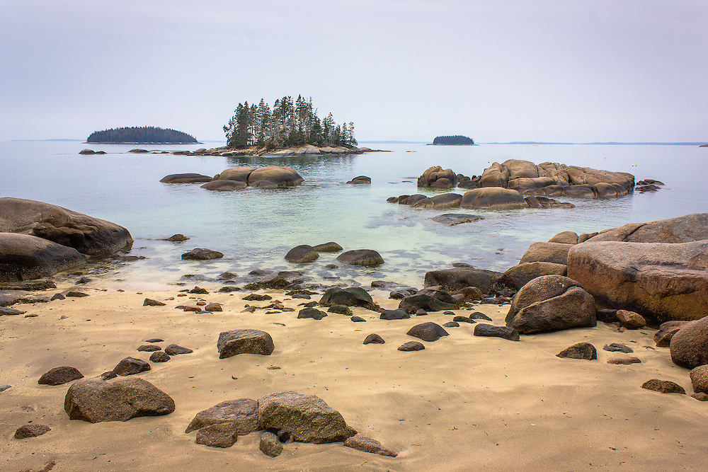 One of the prettiest spots on Deer Isle, just a short drive from downtown Stonington