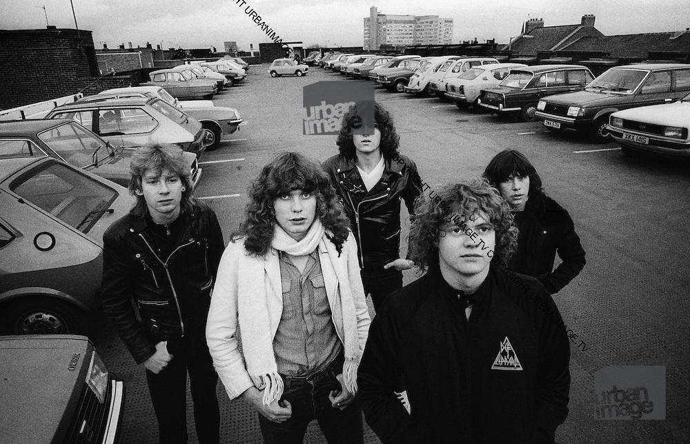 Def Leppard - UK 1981
