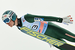 Michael Hayboeck of Austria during the Flying Hill Individual Competition at 4th day of FIS Ski Jumping World Cup Finals Planica 2013, on March 24, 2012, in Planica, Slovenia. (Photo by Matic Klansek Velej / Sportida.com)
