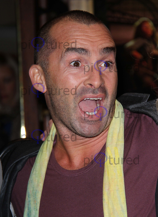 Louie Spence Flashdance The Musical Gala Night, The Shaftesbury Theatre, London, UK, 14 October 2010: For piQtured Sales contact: Ian@Piqtured.com +44(0)791 626 2580 (picture by Richard Goldschmidt)