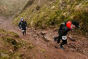 Off The Tarmac trail ultra marathon, Merthyr Tydfil to Pen Y Fan and back. Saturday 9th of November 2019
