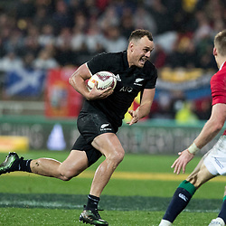 Israel Dagg  during game 9 of the British and Irish Lions 2017 Tour of New Zealand, the second Test match between  The All Blacks and British and Irish Lions, Westpac Stadium, Wellington, Saturday 1st July 2017<br /> (Photo by Kevin Booth Steve Haag Sports)<br /> <br /> Images for social media must have consent from Steve Haag
