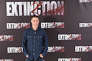072815 'Extinction' Madrid photocall