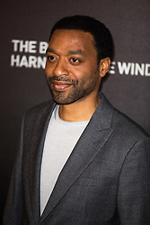 February 19, 2019 - London, United Kingdom of Great Britain and Northern Ireland - Chiwetel Ejiofor arriving at the UK premiere of 'The Boy Who Harnessed The Wind' at Ham Yard Hotel on February 19, 2019 in London, England  (Credit Image: © Famous/Ace Pictures via ZUMA Press)