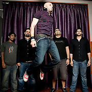 UAE rock band, Juliana Down for NOX Magazine