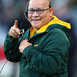 Charles Wessels Operational Head of South Africa during the 2018 Castle Lager Incoming Series 2nd Test match between South Africa and England at the Toyota Stadium.Bloemfontein,South Africa. 16,06,2018 Photo by (Steve Haag JMP)