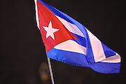 MEXICO CITY - MARCH 12: The flag of Cuba is carried onto the field during pregame festivities as Mexico gets ready to play against Cuba in Pool B, game 6 in the first round of the 2009 World Baseball Classic at Foro Sol Stadium in Mexico City, Mexico, on Thursday March 12, 2009. Cuba got a mercy rule win over Mexico by virtue of a 16-4 score in the seventh inning. (Photo by Paul Spinelli/WBCI/MLB Photos)