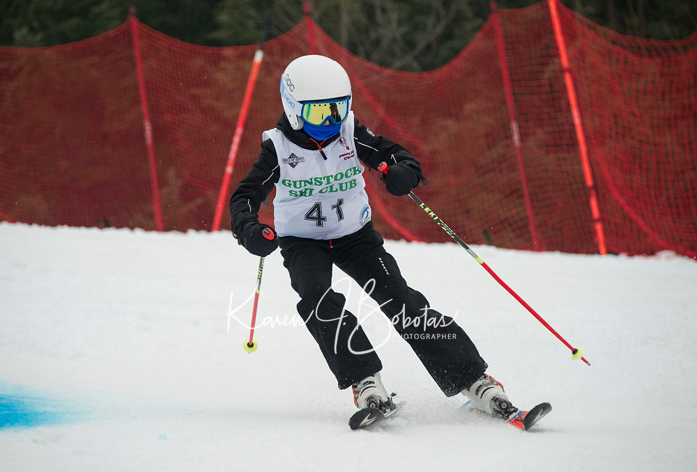 Dan Wheeler memorial Candy Man Cup with Gunstock Ski Club.  ©2018 Karen Bobotas Photographer
