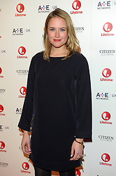 Launch of 'Lifetime'<br /> Antonia O'Brien attends the launch of new entertainment channel 'Lifetime' at One Marylebone, London, United Kingdom. Tuesday, 29th October 2013. Picture by Chris Joseph / i-Images