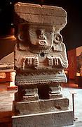 MEXICO, MEXICO CITY Teotihuacan; Chalchiutlicue goddess