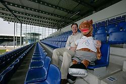 Kemperman Frank (GER)<br /> CHIO Aachen 2006<br /> Photo © Hippo Foto