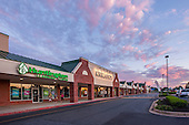 Bel Air Plaza Shopping Center Photography