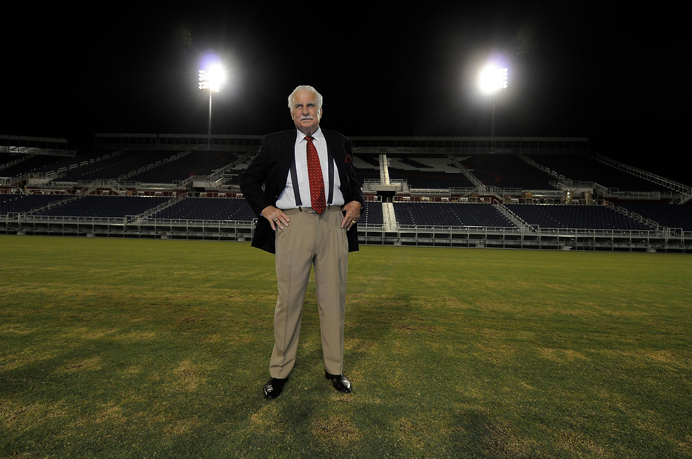 2011 FAU Football Stadium Lighting Event