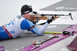 HARKONEN Juha, Biathlon at the 2014 Sochi Winter Paralympic Games, Russia