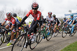 Jessi Daams at the Amstel Gold Race Ladies Edition - a 121.6 km road race between Maastricht and Valkenburg on April 16 2017 in Limburg, Netherlands.