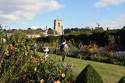 Bishop of Norwich's gardens open to the public during Heritage Open Days, September 2019