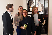 CHARLES LEIBERT; LENA EVSTAFEN; OXANA TARAKAVIOR; TATIANA KAN, S2 Gallery 'Just Now' Preview , Curated by Bert Breuk - Sothebys, St George st. London W1. 29 January 2014