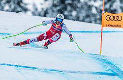 21.01.2019, Hahnenkamm, Kitzbühel, AUT, FIS Europacup Ski Alpin, Abfahrt, Herren, im Bild Daniel Danklmaier (AUT) // Daniel Danklmaier of Austria during mens downhill of FIS ski alpine Europa cup at the Hahnenkamm in Kitzbühel, Austria on 2019/01/21. EXPA Pictures © 2019, PhotoCredit: EXPA/ Stefan Adelsberger