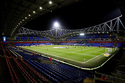 A general view of the Macron Stadium - Mandatory byline: Matt McNulty/JMP - 08/03/2016 - FOOTBALL - Macron Stadium - Bolton, Lancashire - Bolton Wanderers v Ipswich Town - SkyBet Championship