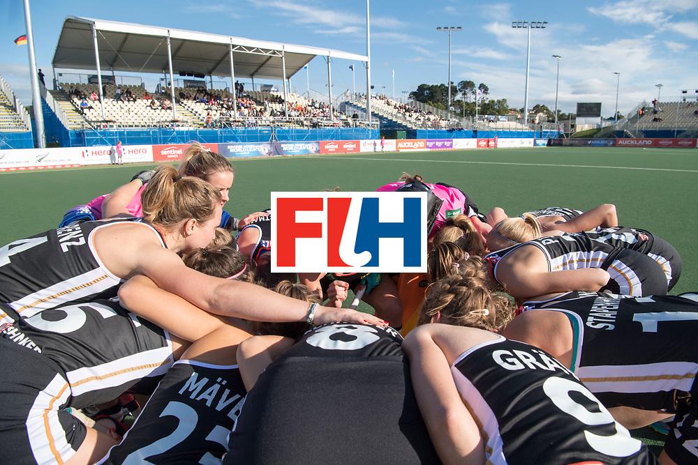 AUCKLAND - Sentinel Hockey World League final women<br /> Match id 10297<br /> 07 Germany v China<br /> Foto: Janne M&uuml;ller-Wieland(C)  <br /> WORLDSPORTPICS COPYRIGHT FRANK UIJLENBROEK