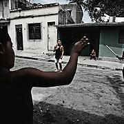 Cuba, Bild aus der Serie Revolution Cuba, 2006Cuba, Bild aus der Serie Revolution Cuba, 2006, Colorized
