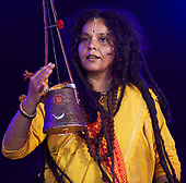 Parvathy Baul and Somjit Dasgupta Womad 29th July 2017