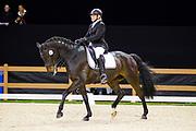 Annemarieke Roling Nobel - Doo Schufro<br /> Indoor Brabant 2017<br /> © DigiShots