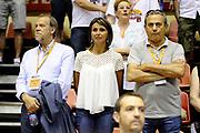 DESCRIZIONE : Forli DNB Final Four 2014-15 Npc Rieti BCC Agropoli<br /> GIOCATORE : LNP<br /> CATEGORIA : vip<br /> SQUADRA : <br /> EVENTO : Campionato Serie B 2014-15<br /> GARA : Npc Rieti BCC Agropoli<br /> DATA : 13/06/2015<br /> SPORT : Pallacanestro <br /> AUTORE : Agenzia Ciamillo-Castoria/M.Marchi<br /> Galleria : Serie B 2014-2015 <br /> Fotonotizia : Forli DNB Final Four 2014-15 Npc Rieti BCC Agropoli