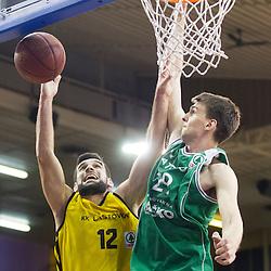 20160219: SLO, Basketball - Spar Cup 2016, Semifinals, KK Zlatorog Lasko vs KK Lastovka