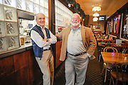 J. Michael Hutson and his business partner, Lou Nieper, have been catering to the needs of Wilmingtonians for over 30 years now with 3 locations for J. Michael's Philly Deli.  Photo By:  Jeff Janowski