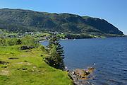Village of Woody Point and Bonne Bay<br />Gros Morne National Park<br />Newfoundland & Labrador<br />Canada