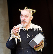 The Miser <br /> by Moliere<br /> adapted by Sean Foley and Phil Porter <br /> at Garrick Theatre, London, Great Britain <br /> Press photocall <br /> 6th March 2017 <br /> <br /> Griff Rhys Jones as Harpagon <br /> <br /> Lee Mack as Mitre Jacques <br /> <br /> Matthew Horne as Valere <br /> <br /> Katy Wit as Elise <br /> <br /> Ryan Gage as Cleante <br /> <br /> Andi Osho as Frosine <br /> <br /> Saikat Ahamed as La Fleche <br /> <br /> Michael Webber as Maitre Simon <br /> <br /> Simon Holmes as Dame Claude <br /> <br /> Ellie White as Marianne <br /> <br /> <br /> <br /> Photograph by Elliott Franks <br /> Image licensed to Elliott Franks Photography Services