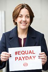 Equal Pay Day | Edinburgh | 10 November 2016