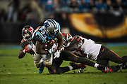 January 3, 2016: Carolina Panthers vs Tampa Bay Buccaneers. Artis-Payne, Cameron