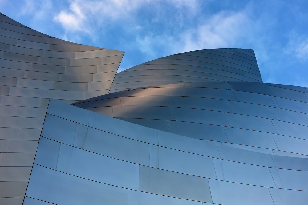 Walt Disney Concert Hall | Designed by Frank Gehry