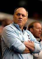 Photo: Ed Godden.<br /> Tottenham Hotspur v Aston Villa. The Barclays Premiership. 26/12/2006. Spurs Manager Martin Jol.