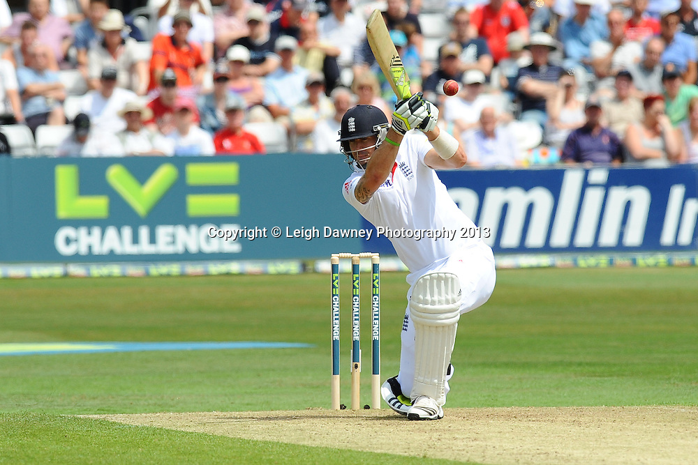 Kevin Pietersen of England batting during England v Essex first day of a four day Ashes warm up game at the Essex County Cricket Ground, 30.06.13.  Credit: © Leigh Dawney Photography. Self Billing where applicable. Tel: 07812 790920