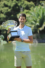 2019 Australian Open Champion - 28 Jan 2019