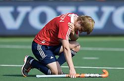 DEN HAAG - Rabobank Hockey World Cup<br /> 08 England - India <br /> Foto: Ashley Jackson.<br /> COPYRIGHT FRANK UIJLENBROEK FFU PRESS AGENCY