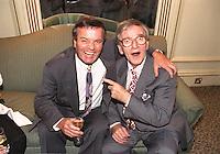 Alan Fluff Freeman, Tony Blackburn