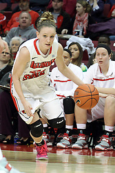 03 March 2013:  Jamie Russell during an NCAA Missouri Valley Conference (MVC) women's basketball game between the Missouri State Bears and the Illinois Sate Redbirds at Redbird Arena in Normal IL