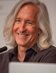 The american director and screenwriter Mick Garris ( Santa Monica. December 4, 1951), (Masters of Horror) during Nocturna, Madrid International Fantastic Film Festival, European University of Madrid, Spain, June 05, 2013. Photo by Nacho Lopez / DyD Fotografos / i-Images<br /> SPAIN OUT