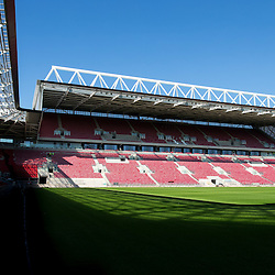 West Stand July 2016 Update