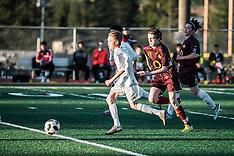 JV O'Dea vs Snohomish Boys Soccer