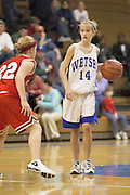 8th Grade Girls Basketball..First Period..vs North Fork..December 2, 2004