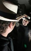 Award-winning hat maker in Wellington.